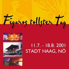 Produktion 2001 - Figaros tollster Tag